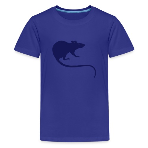 t-shirt rat rats duo ratty mouse mice animal - Kids' Premium T-Shirt