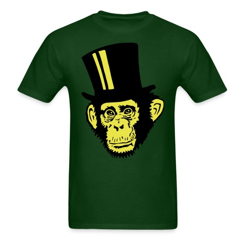 FANCY MONKEY - Men's T-Shirt