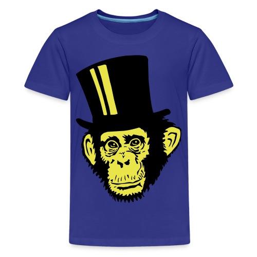 FANCY MONKEY - Kids' Premium T-Shirt