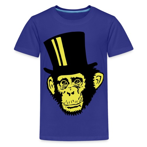 FANCY MONKEY - Kids' Premium T-Shirt