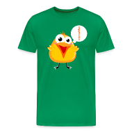 T-Shirts ~ Men's Premium T-Shirt ~ Pio Chicken