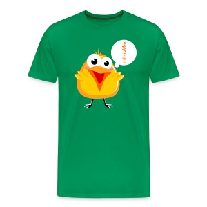 Pio Chicken - Men's Premium T-Shirt
