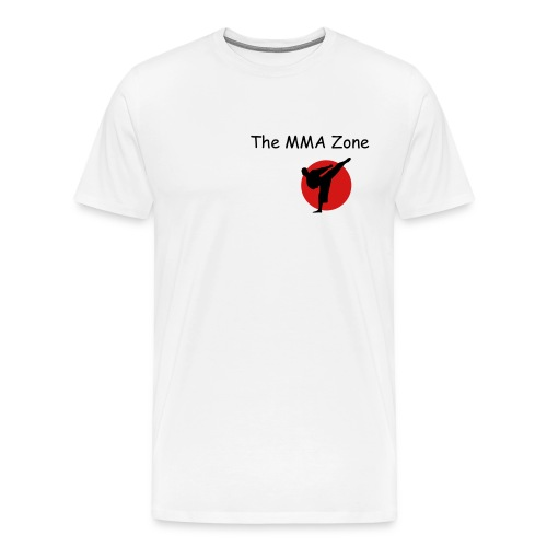The MMA Zone T-Shirt - Men's Premium T-Shirt