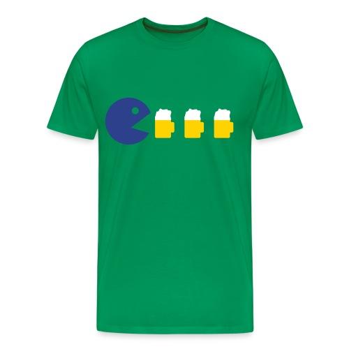 Chasing Beers - Men's Premium T-Shirt
