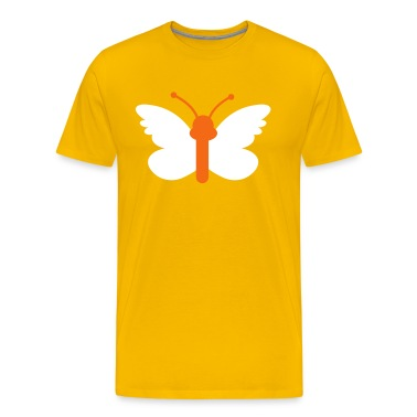 pink butterfly cute! T-Shirts