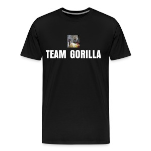 Mens Team Gorilla Buddy Gorilla Jeebus Socks Shirt - Men's Premium T-Shirt