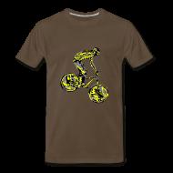 T-Shirts ~ Men's Premium T-Shirt ~ Mountain Bike Shirt