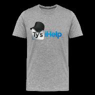 T-Shirts ~ Men's Premium T-Shirt ~ Ty's iHelp