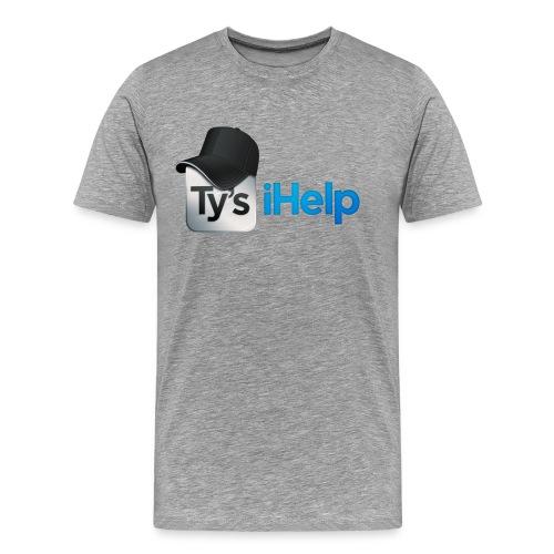 Ty's iHelp  - Men's Premium T-Shirt