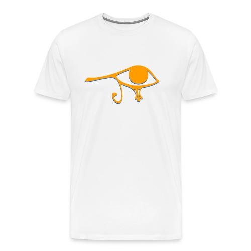 Ra sees all Men's T-Shirt - Men's Premium T-Shirt