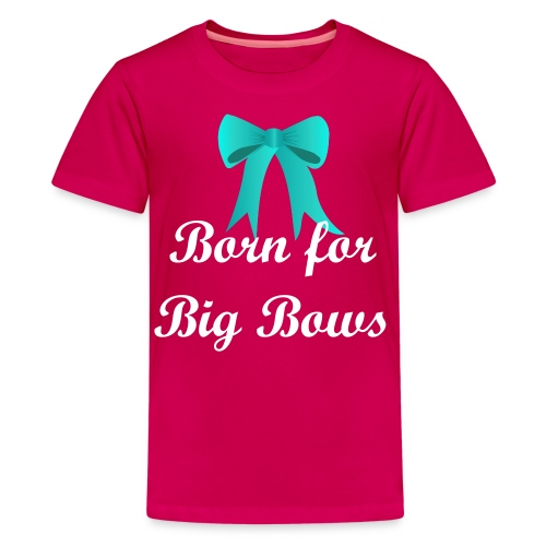 Big Bows - Kids' Premium T-Shirt