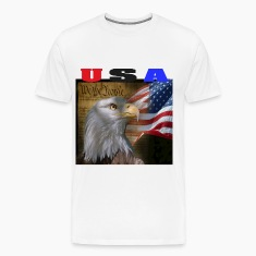 USA We The People Eagle t-shirt
