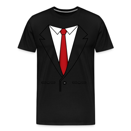 BusinessShirt - Men's Premium T-Shirt
