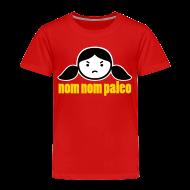 Baby & Toddler Shirts ~ Toddler Premium T-Shirt ~ Hangry Face (Toddler)