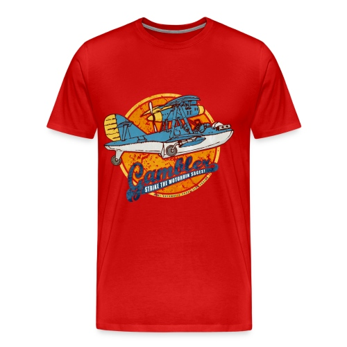 Gambler - Men's Premium T-Shirt