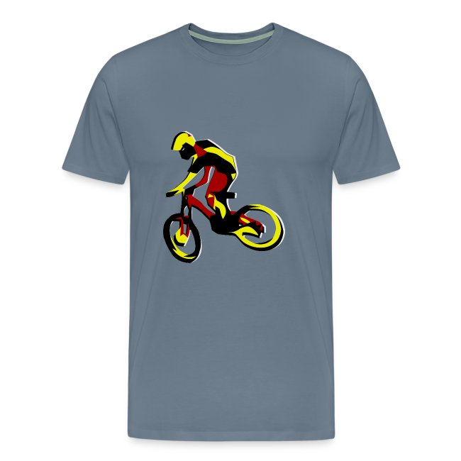Mountain Bike Shirt - What's Up Dawg?