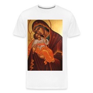 Mother Mary - Men's Premium T-Shirt