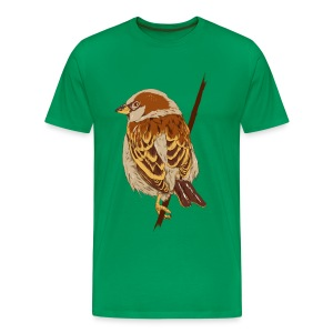 Sparrow - 3XL - Men's Premium T-Shirt
