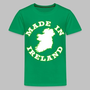 Made In Ireland - Kids' Premium T-Shirt