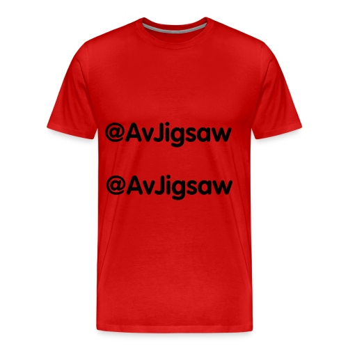 @AvJigsaw - Men's Premium T-Shirt