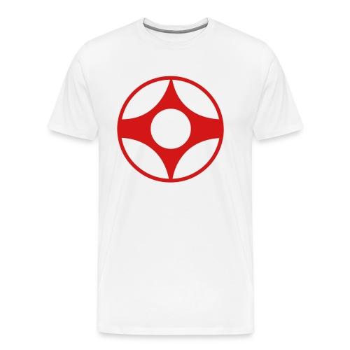 Kyokoshin Karate 2 - Men's Premium T-Shirt