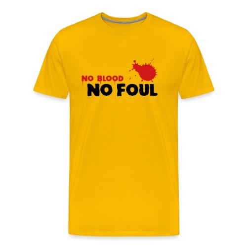 Basketball Shirt - Men's Premium T-Shirt