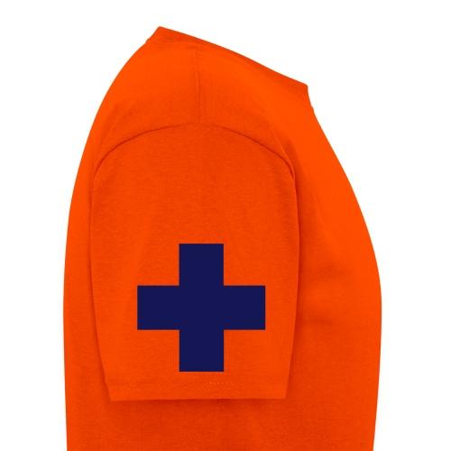 T.S.T.K.H.S.T.A. Disorder Rescue Team - Men's T-Shirt