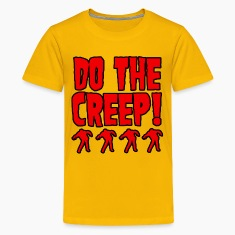 Do The Creep Kids' Shirts