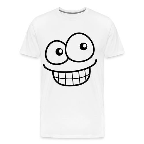Smile - Men's Premium T-Shirt