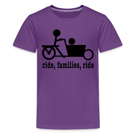 Youth Bakfiets Ride Families ~ 1846