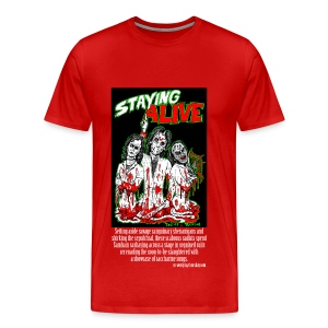 Myers, Voorhees and Krueger - Men's Premium T-Shirt