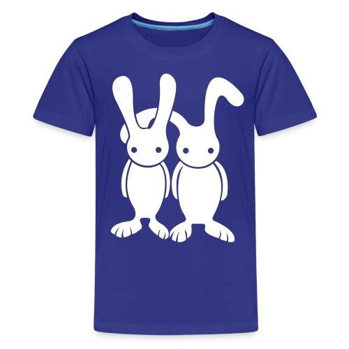 bunny buddies kid's t-shirt - Kids' Premium T-Shirt