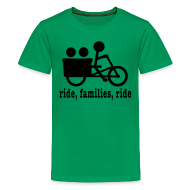 Kids' Shirts ~ Kids' Premium T-Shirt ~ Youth Madsen Ride Families