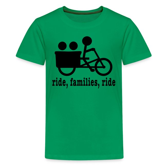 Youth Madsen Ride Families
