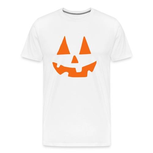 Halloween Orange - Men's Premium T-Shirt