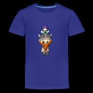 Kids' Shirts ~ Kids' Premium T-Shirt ~ Kids Tee: Honeydew & Fairy
