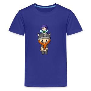 Kids Tee: Honeydew & Fairy - Kids' Premium T-Shirt