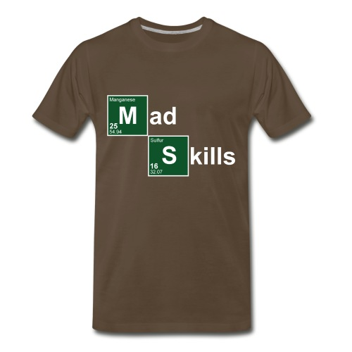 Mad Skills - Men's Premium T-Shirt
