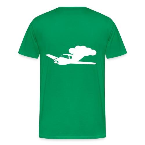 Cloud Gang Basic T for Men  - Men's Premium T-Shirt
