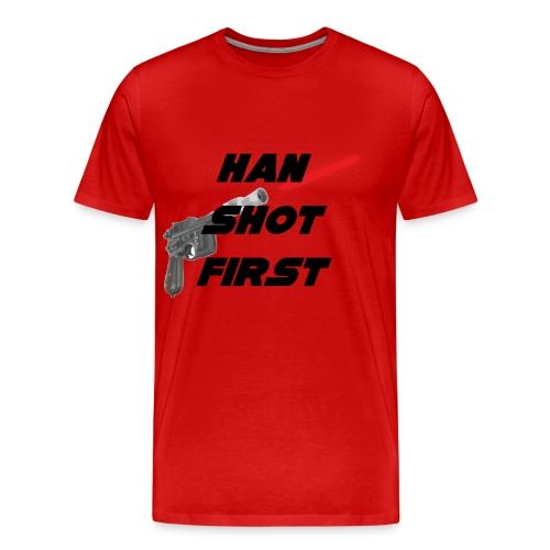 Han Solo - Men's Premium T-Shirt