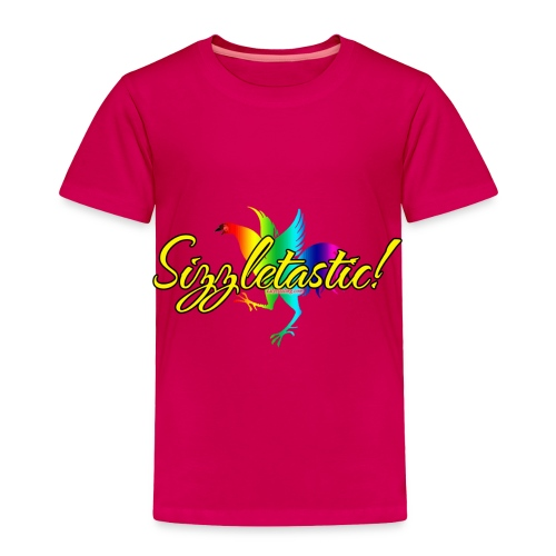 Lily's Sizzling Toddler's (Sizzletastic!) Official. - Toddler Premium T-Shirt