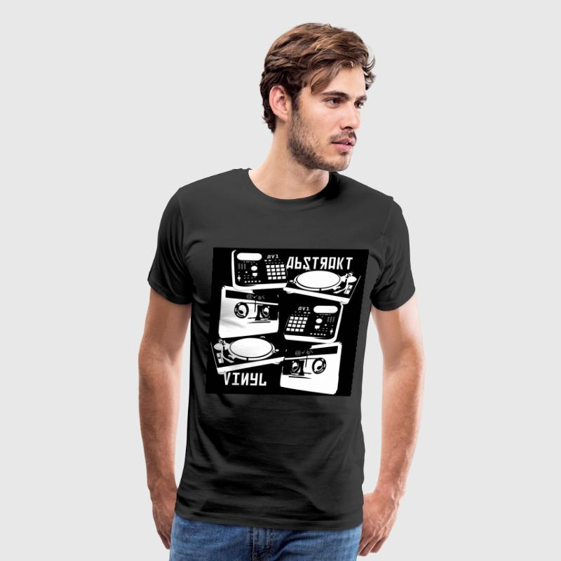 Music Producer T-Shirts - Men's Premium T-Shirt