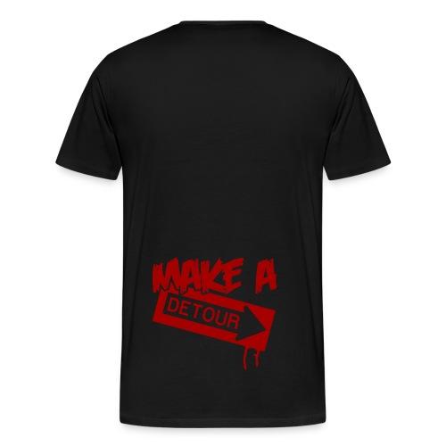 Haters Are my Motavaters. - Men's Premium T-Shirt
