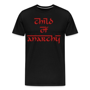 Child of Anarchy men - Men's Premium T-Shirt