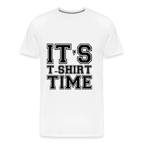 jersey shore fan? check this shirt out. - Men's Premium T-Shirt