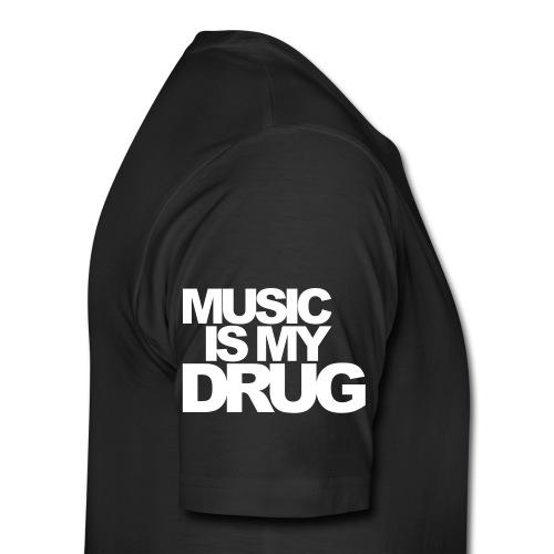 SEX, DRUGS & DUBSTEP! - Men's Premium T-Shirt