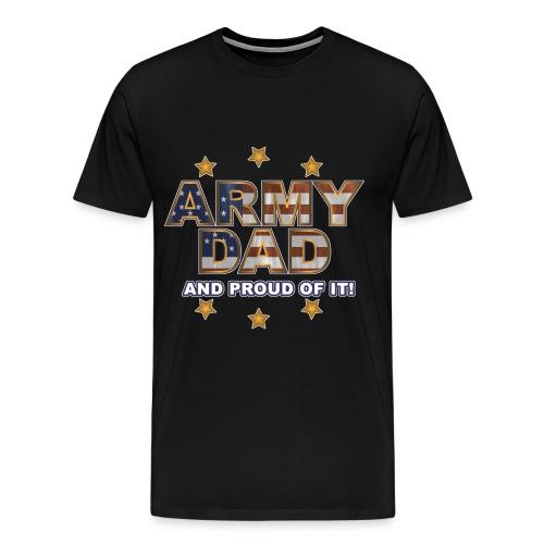 Army Dad - Men's Premium T-Shirt