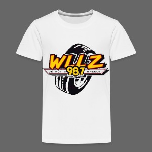 WLLZ 98.7 - Toddler Premium T-Shirt