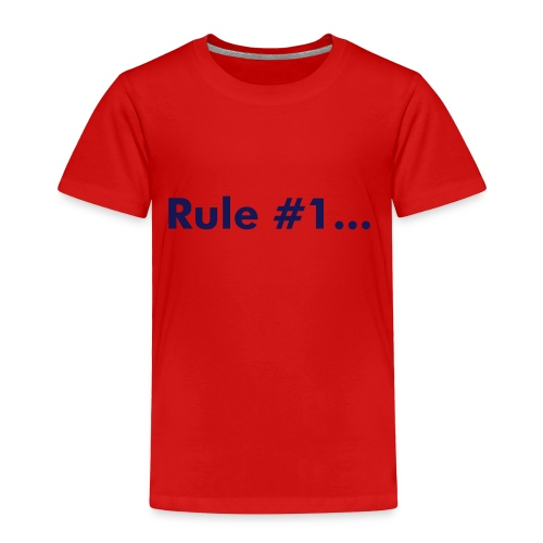 Dont Mess With Cleveland (Indians) - Toddler Premium T-Shirt