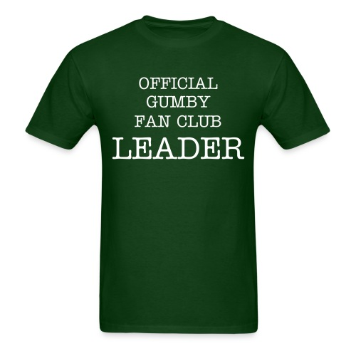 GUMBY FAN CLUB - Men's T-Shirt